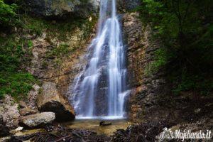 Escursione CASCATA DI SAN GIOVANNI – Paradisiaco salto d'acqua di 35 metri sulla Majella in Abruzzo – Media difficoltà – Guardiagrele (CH)